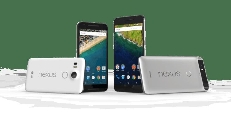 Google představil nové Nexusy