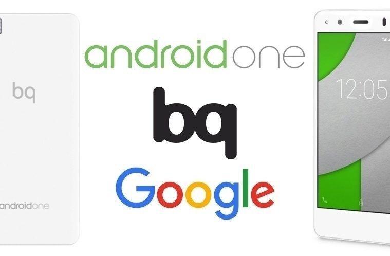 Android One BQ – náhladovka