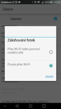 Android pro začátečníky 12 –  Fotky Google (3)