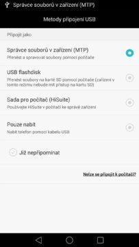 Android pro začátečníky - MTP