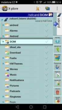 Android pro začátečníky – X-Plore (1)