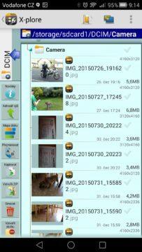 Android pro začátečníky – X-Plore (3)