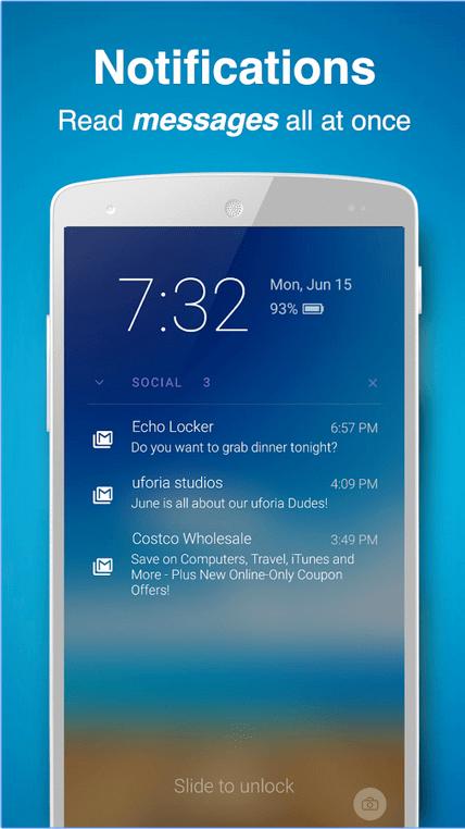 Microsoft koupil studio Double Lbs a jejich Echo Lockscreen Notifications