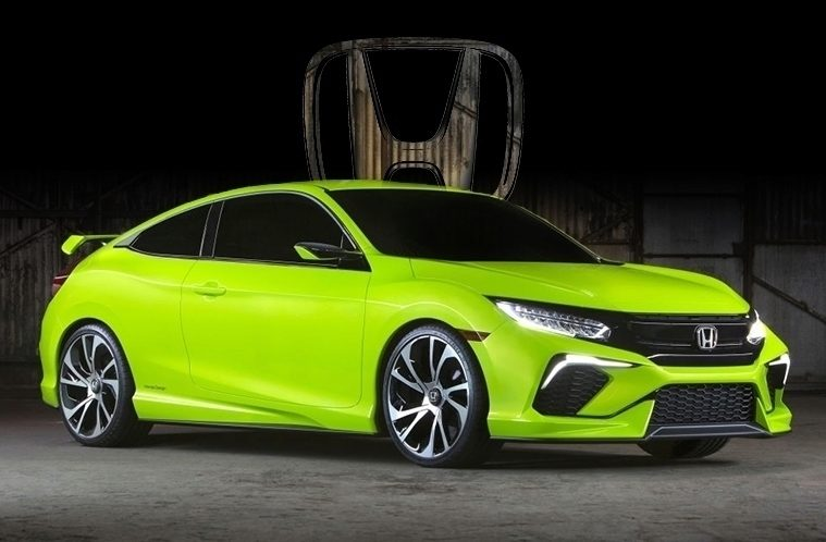 Honda Civic 2016 – Uvodka