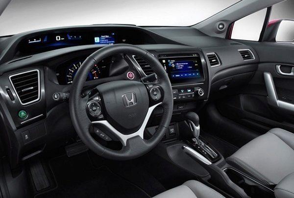 Honda civic 2016 Interiér
