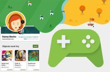 Všechny hráče potěší aktualizace ve Hrách Play. Přináší automatické přihlašování a Gamer ID