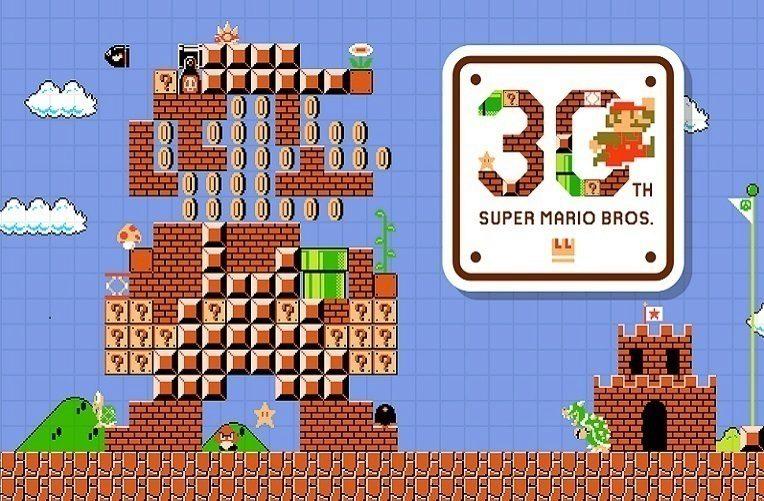 Mario nahled