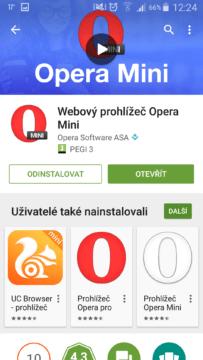 Opera Mini 1