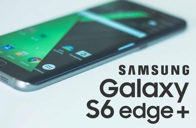 Samsung Galaxy S6 Edge Plus – nahledak