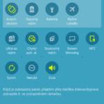 Samsung Galaxy S6 Edge Plus – rychlé nastavení