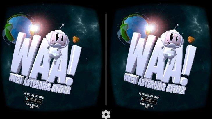 Cardboard - WAA!VR_App