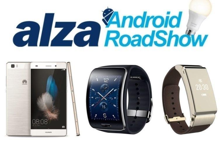 alza android roadshow ceny