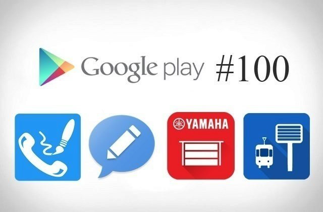 android aplikace 100 hlavni