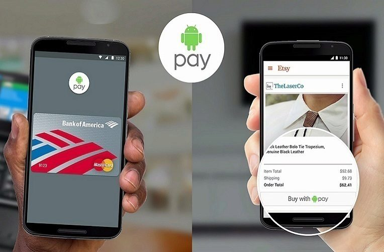 android-pay nahled