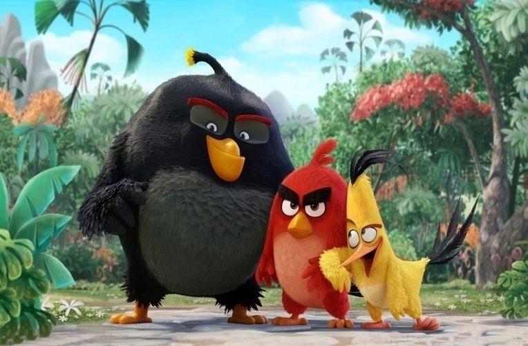 angry birds hlavni
