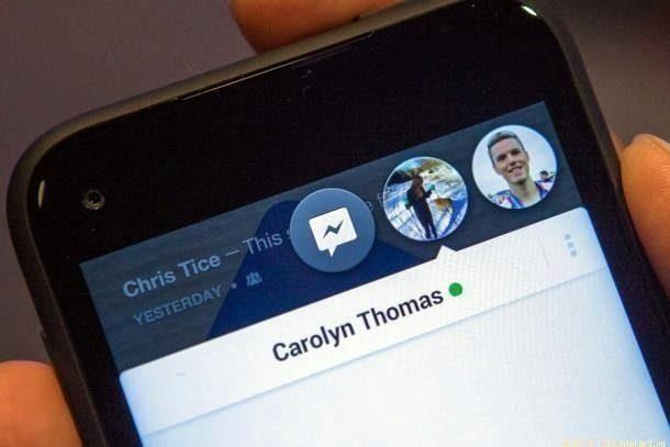 Plovoucí okno nabízí více než dva roky Facebook Messenger