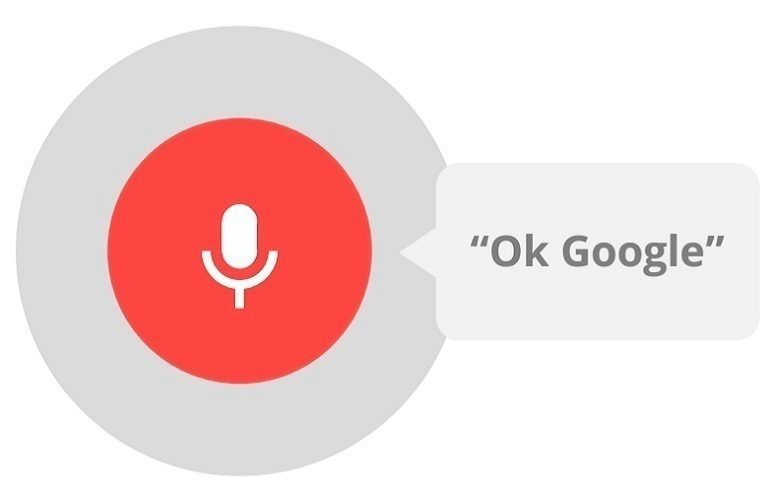 google voice search nahled
