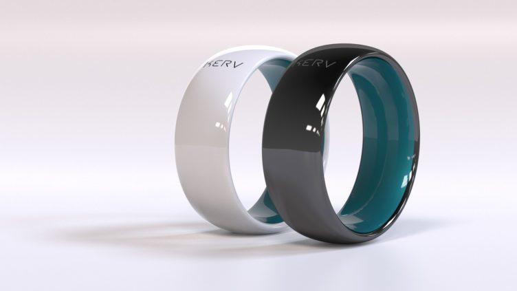 kerv placení nfc prsten