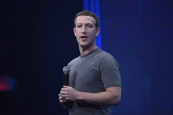 Zakladatel a generální ředitel Facebooku v jedné osobě Mark Zuckerberg