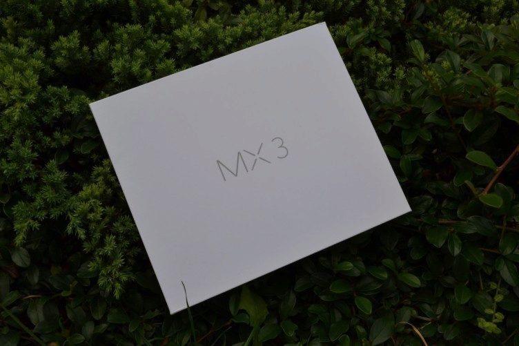 Meizu MX3 nám přišel v luxusní krabičce
