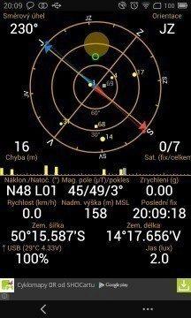 Meizu MX3 - test GPS