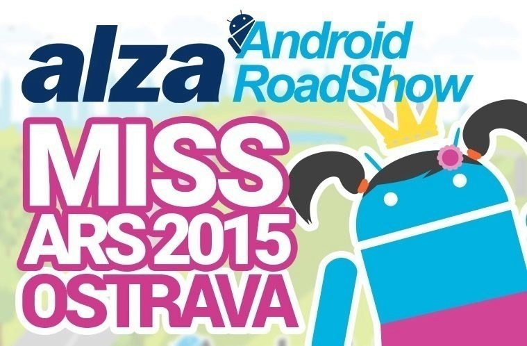 Miss Alza Android Ostrava