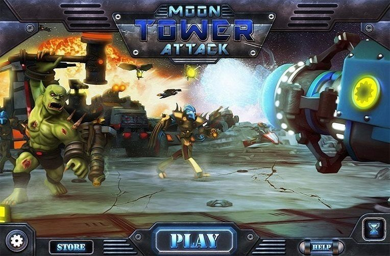 moon tower attack – nahled