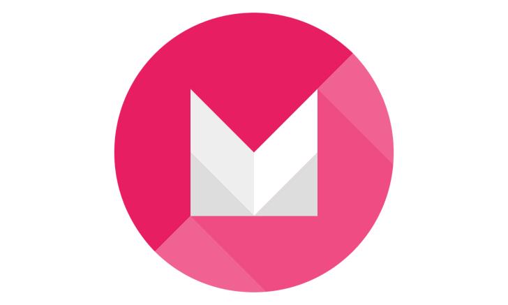Logo Androidu 6.0/M ve vyšším rozlišení