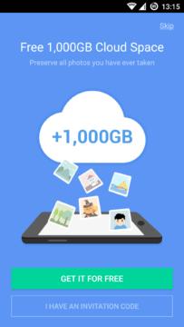 QuickPic nabízí 1 TB prostoru v cloudu