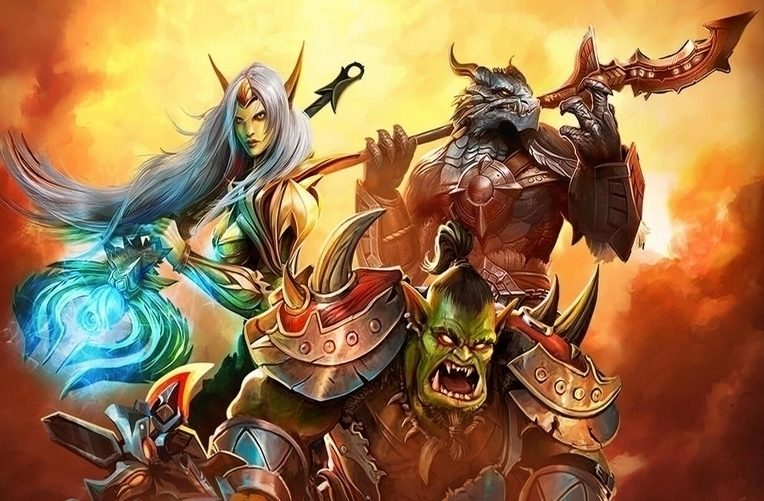 order and chaos 2 android hry hlavni