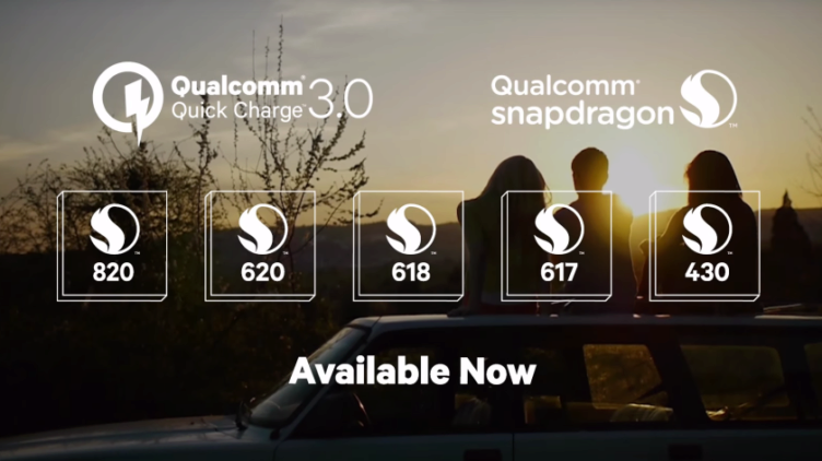 Quick Charge 3.0 by Qualcomm