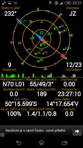 Sony Xperia Z3 Compact - lokalizace polohy GPS