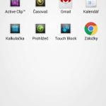 Sony Xperia Z3 Compact - prostředí systému Android 4.4.4 (10)