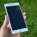 Sony Xperia Z3 – přední strana telefonu (4)