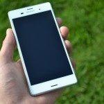 Sony Xperia Z3 – přední strana telefonu (9)