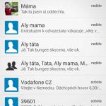 Sony Xperia Z3 – prostředí systému Android 4.4.4 (9)