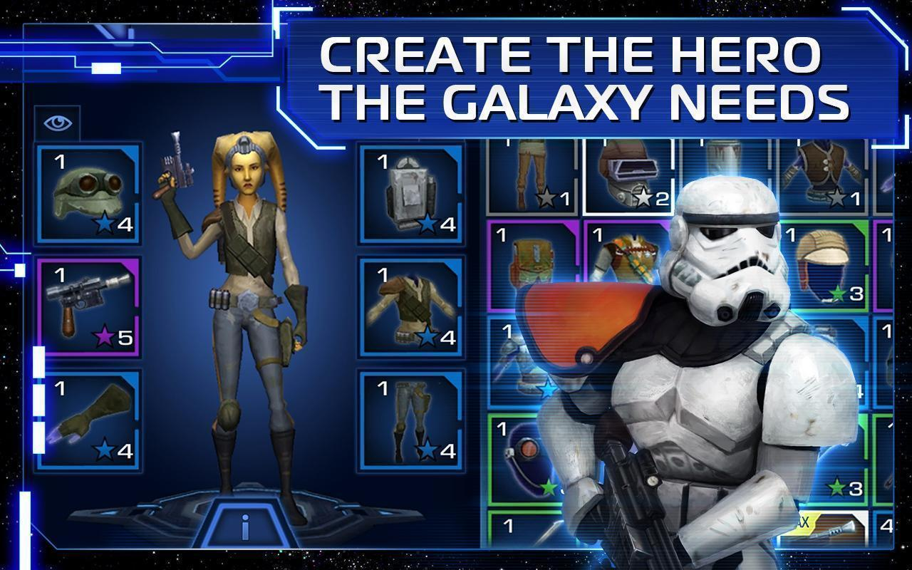 Star Wars Uprising Cheats Engine 1.1 version for ios android