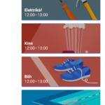 Ilustrační obrázky v Kalendáři Google