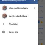 Nastavení e-mailu na Exchange serveru