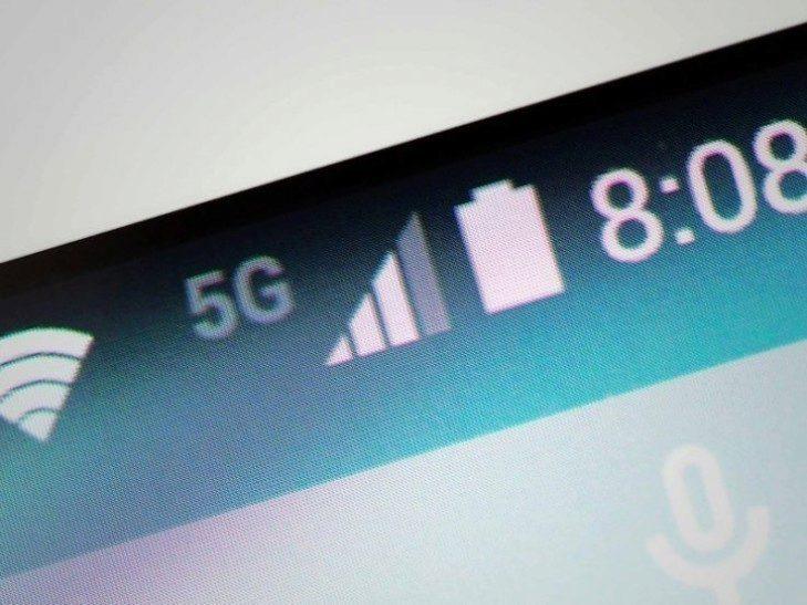 5G internet připojení