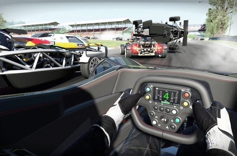 Alza Android RoadShow oculus rift