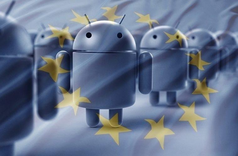 Android pod drobnohledem EU – náhleďák
