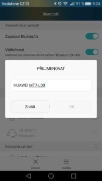 Android pro začátečníky – Bluetooth (6)