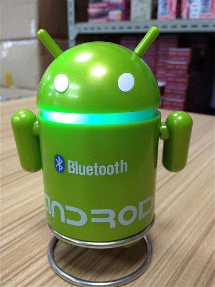 Android reproduktor na stůl