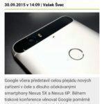 Aplikace Svět Androida (1)