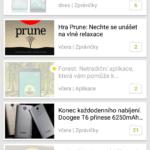 Aplikace Svět Androida 2.2.0 (3)