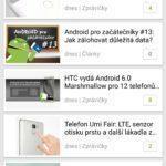 Aplikace Svět Androida (3)
