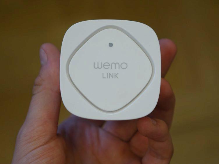Belkin WEMO Link - Konstrukce