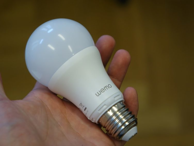 Belkin WEMO Smart LED Bulbs - Konstrukce