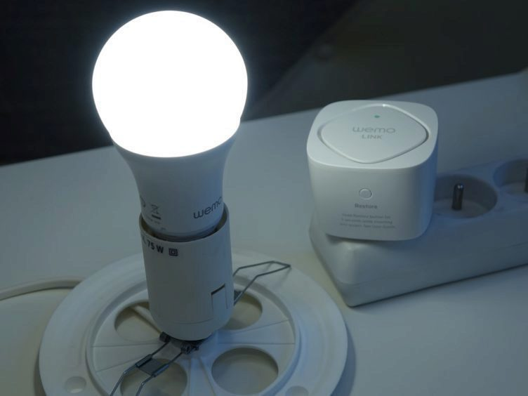 Belkin WEMO Smart LED Bulbs - Svícení